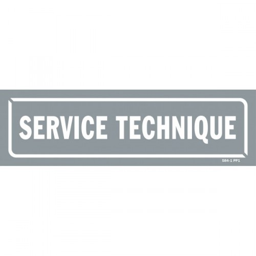 Service Technique